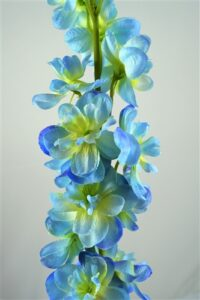 Delphinium Spray pale/blue