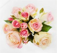 Deluxe Rose Bouquet Light Pink