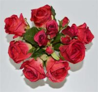 Deluxe Rose Bouquet Red