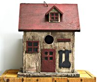 Bird House, Farmhouse 24cm