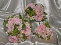 Angel Rose, Hydrangea & Berry Bouquet