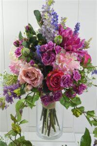 Free Flowing Garden Bouquet