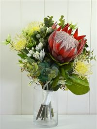 Native Wildflower King Protea Bouquet