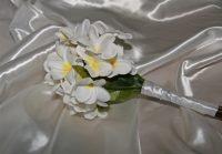 Summer Frangipani Bouquet