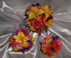 Tropical Colours Bouquet