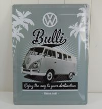 Kombi Tin Wall Art