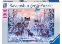 Ravensburger - Arctic Wolves
