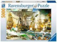 Ravensburger - Battle on the High Seas