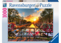 Ravensburger - Bicycles in Amsterdam