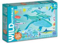 Blue Opal - Wild Australia - Happy Humpback Whale