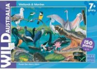 Blue Opal - Wild Australia - Wetlands & Marshes