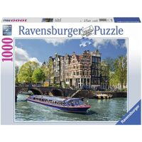 Ravensburger - Canal Tour in Amsterdam