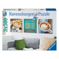 Ravensburger - 3 x Coffee Time