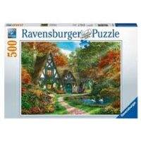 Ravensburger - Cottage in Autumn