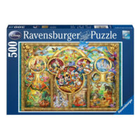 Ravensburger - Disney - Disney Family