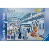 Ravensburger - Eurostar at St Pancras