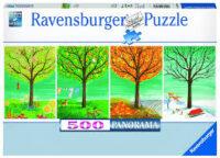 Ravensburger - Panorama - Four Seasons