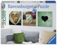 Ravensburger - 3 x Impressions of Love