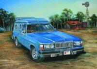 Blue Opal - Jenny Sanders - Don's Van
