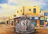 Blue Opal - Jenny Sanders - Herbie