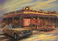 Blue Opal - Jenny Sanders - Post Office Hotel
