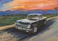 Blue Opal - Jenny Sanders - Riding Highway