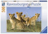 Ravensburger - Lion Babies