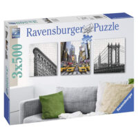 Ravensburger - 3 x New York City Impressions