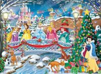 Ravensburger - Disney - Princess Christmas Celebrations