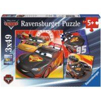 Ravensburger - Disney - Adventure on the Road