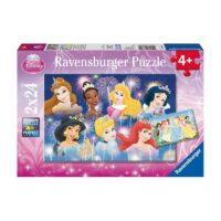 Ravensburger - Disney - Beautiful Princesses
