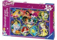 Ravensburger - Disney - Gallery of Disney Princesses