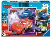 Ravensburger - Disney - On the Racetrack
