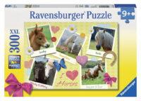 Ravensburger - Favourite Horses