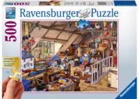 Ravensburger - Grandmas Attic Puzzle