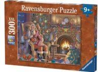 Ravensburger - Kissing Santa
