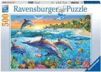 Ravensburger - Dolphin Cove