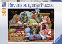 Ravensburger - Fluffy Pleasure