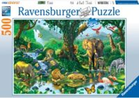 Ravensburger - Harmony in the Jungle