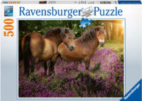 Ravensburger - Ponies in the Flowers