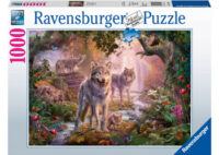Ravensburger - Summer Wolves
