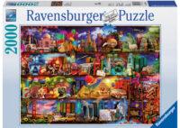 Ravensburger - World of Books - Aimee Stewart